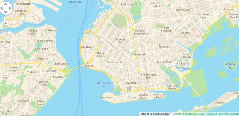 google maps personalizzate