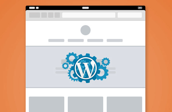 wireframe e prototipi con wordpress
