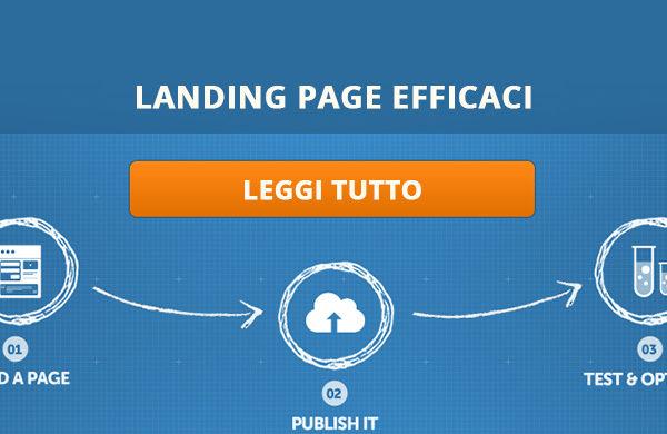 creare landing page efficaci