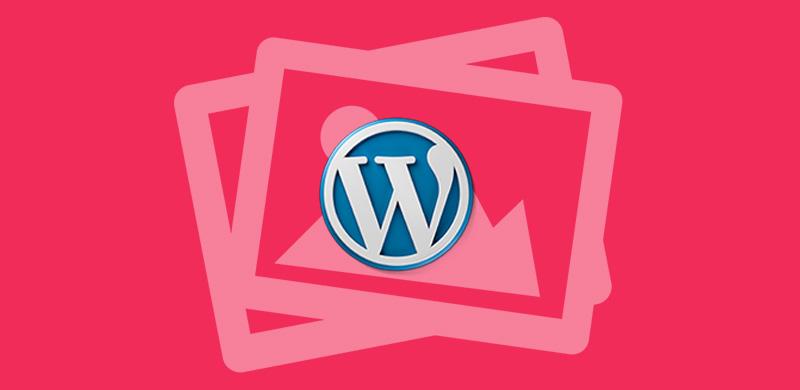 come caricare immagini wordpress